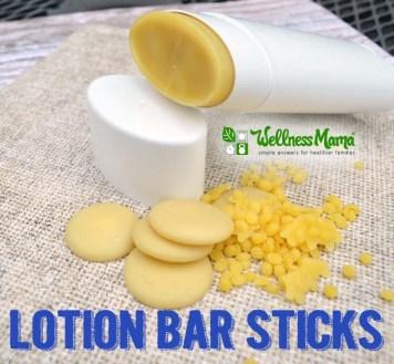 lotion bars