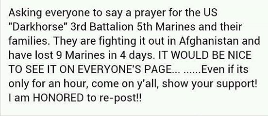 our marines